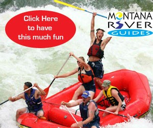 Montana River Guides - on the water FUN!