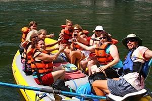 Pangaea River Rafting - wine & river floats