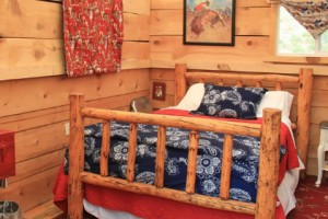 """The Lodge at Paradise - Glamp in the Wilderness :: Experience a """"Night in Paradise"""" at our historic Paradise Base Camp. A true Glamping experience at one of the most picturesque settings in the West. Horseback to our basecamp."""
