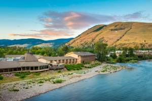 DoubleTree by Hilton - in Missoula