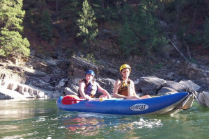 Montana River Guides - lots of scenic options