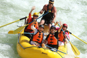 Montana River Guides - whitewater experts