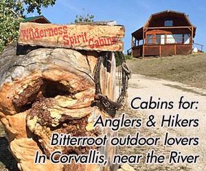 Wilderness Spirit Cabins