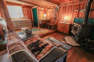 Wilderness Spirit Cabin