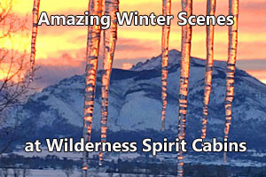 Wilderness Spirit Cabin