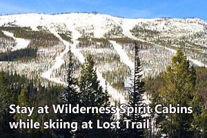 Wilderness Spirit Cabins - October splendor