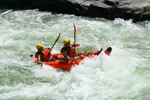 Pangaea River Rafting - add kayak for $10 extra