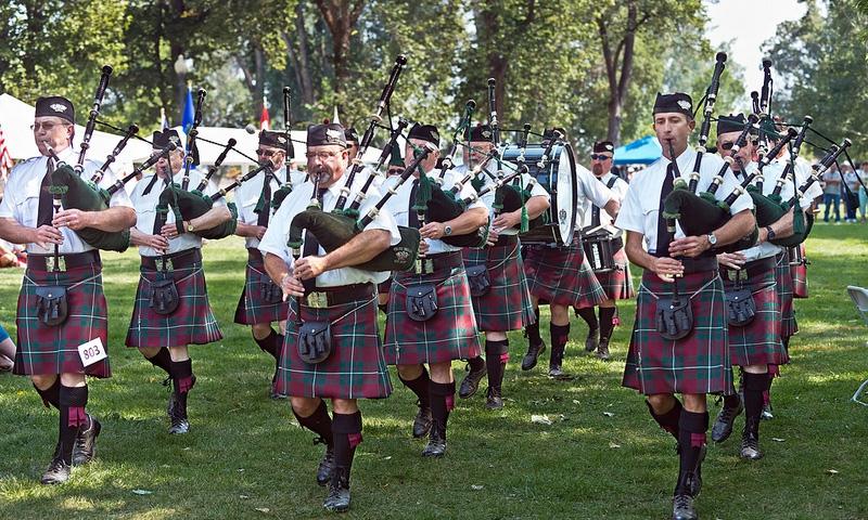 Bitterroot Scottish Irish Festival Hamilton