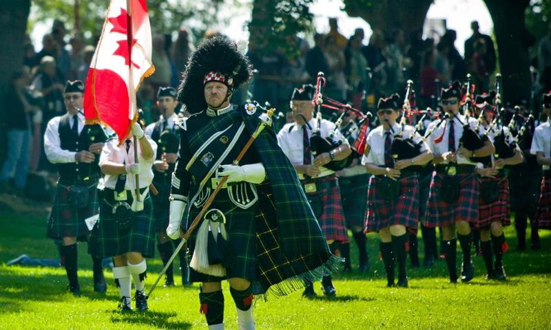 Bitterroot Scottish Irish Festival Montana