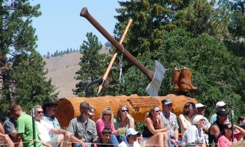 Darby Logger Days Darby MT