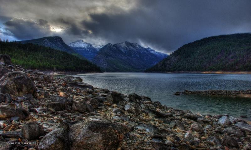 Lake Como Montana