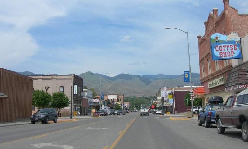 Towns Near Bitterroot Valley Montana Alltrips