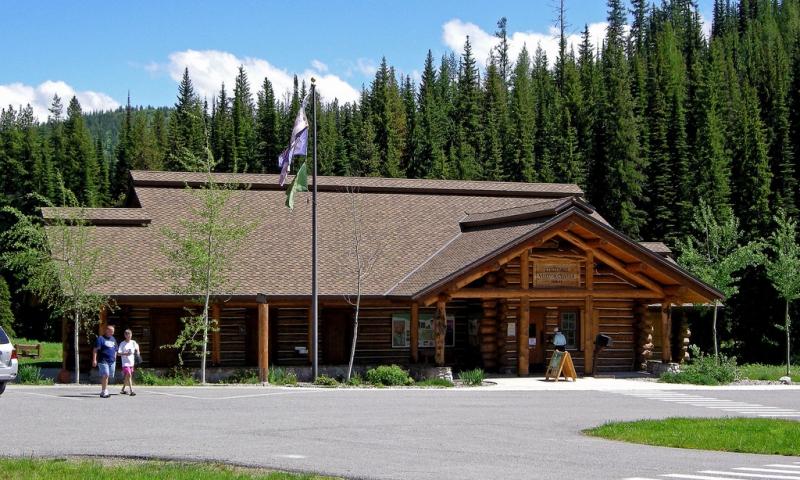 Bitterroot Valley Montana Visitor Center
