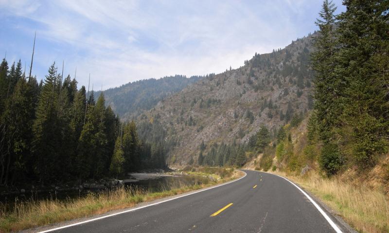 Montana Lolo Pass