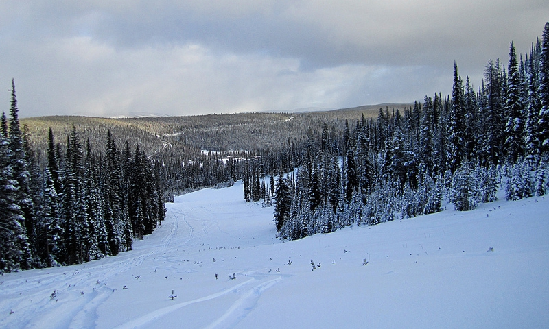 Lost Trail Ski Area