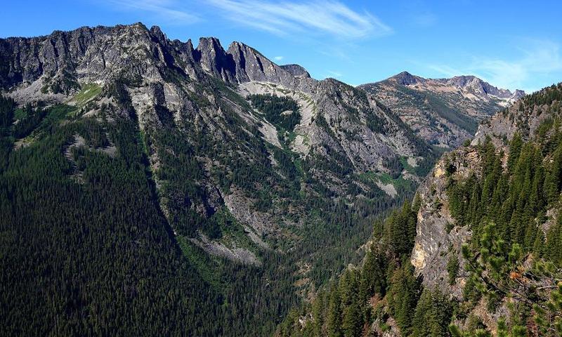Bitterroot Valley Climbing