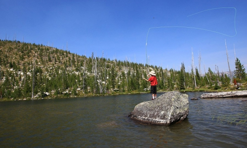 Bitterroot Valley Fishing
