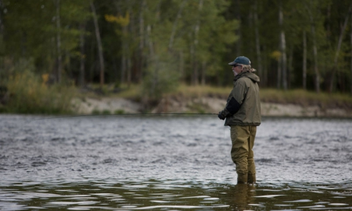 Bitterroot Valley Montana Fly Fishing
