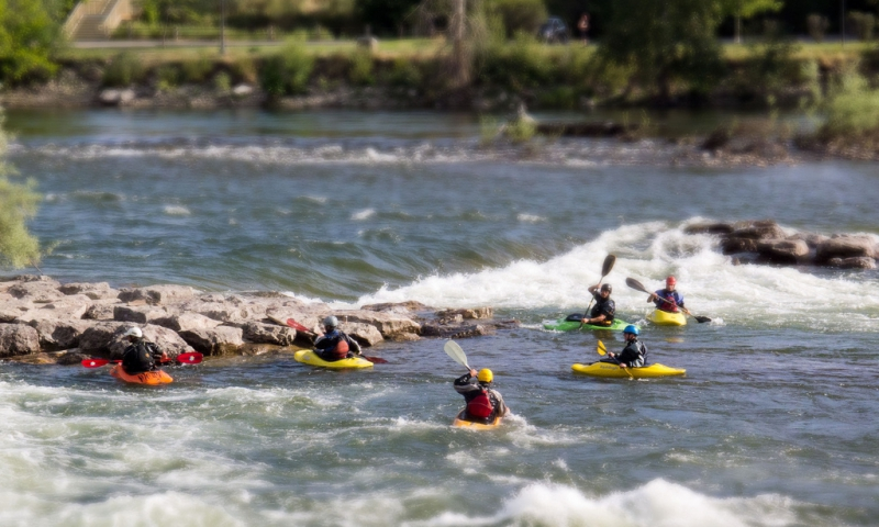 Bitterroot Valley Kayaking Clark Fork