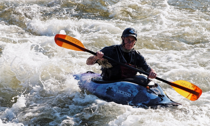 Bitterroot Valley Kayak