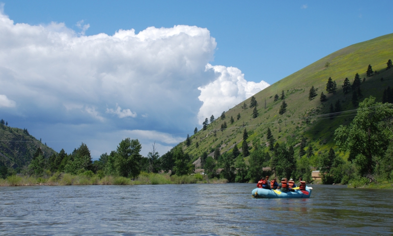 Bitterroot Valley Float Trips