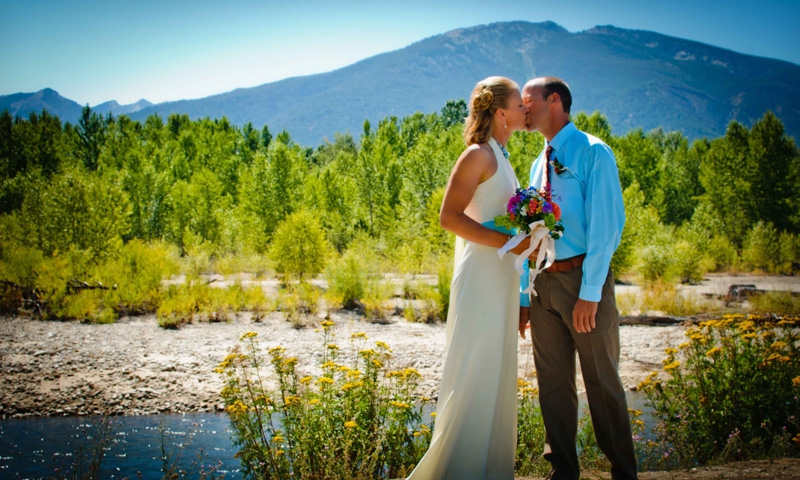 Bitterroot Valley Montana Wedding