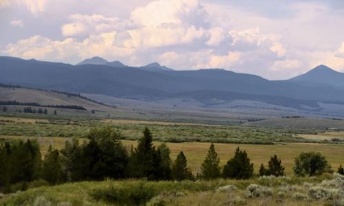 Montana Big Hole Battlefield