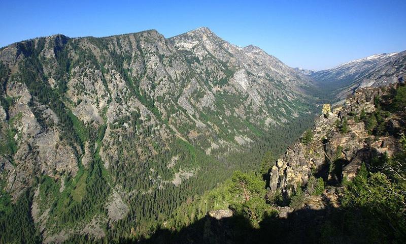Selway Bitterroot Wilderness Montana Alltrips