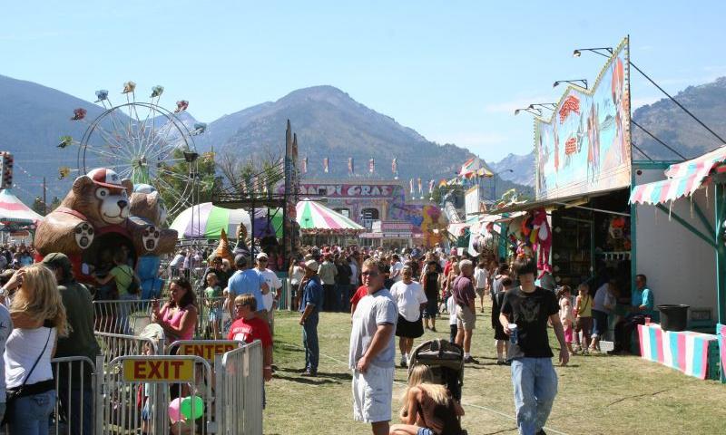 Ravalli County Fair Hamilton Montana